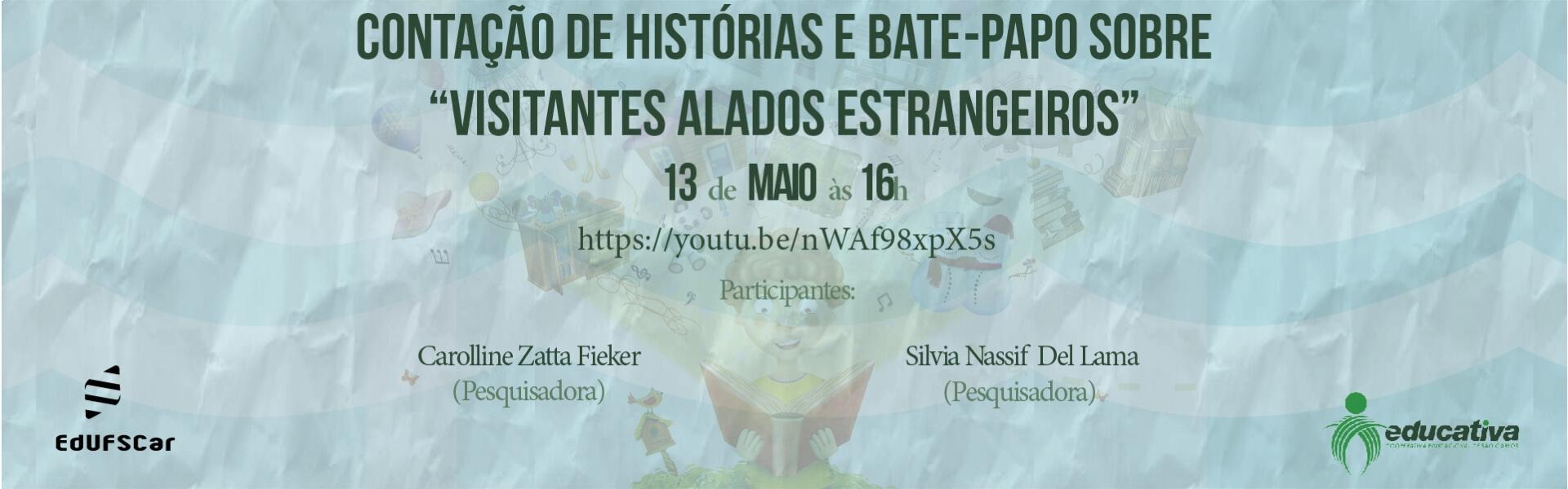 """""""VISITANTES ALADOS ESTRANGEIROS"""""""