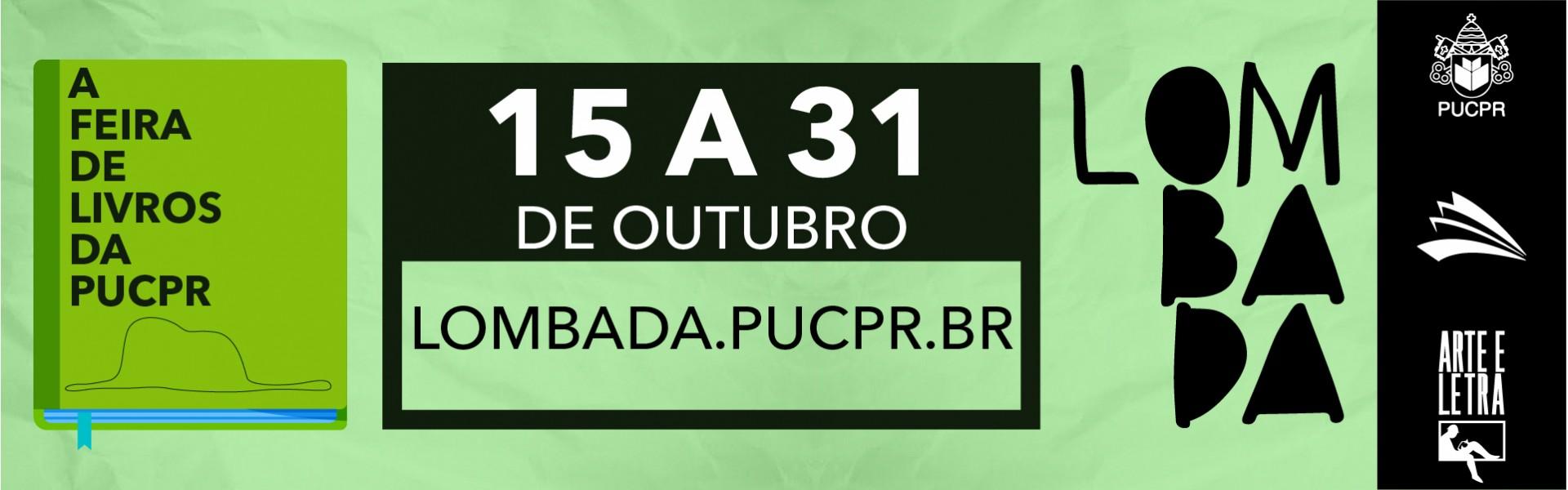 FEIRA DO LIVRO DA PUC
