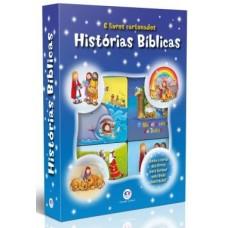 Histórias bíblicas: Box com 6