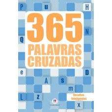 365 Palavras cruzadas. Vol 1