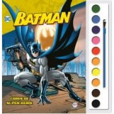 Batman - Cores de super-herói
