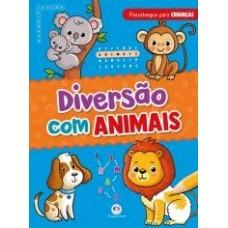 Diversão com os animais