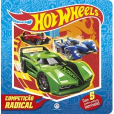 Hot Wheels: Competição animal
