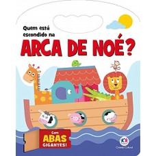 Quem está escondido na arca de Noé