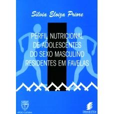 Perfil nutricional de adolescentes do sexo masculino residentes em favelas