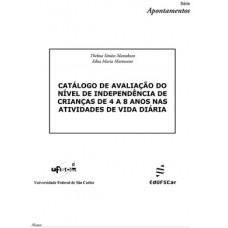 Catálogo de avaliação do nível de independência de crianças de 4 a 8 anos nas atividades de vida diária