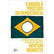 Brasil à procura da democracia, O: Da proclamação da República ao século XXI (1889-2018)