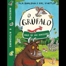 Grúfalo, O  (Livro de adesivo)
