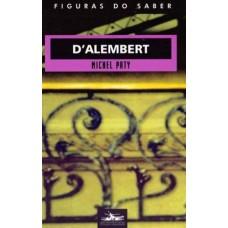 D'alembert - Coleção figuras do saber (11)