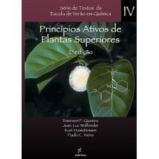 Princípios ativos de plantas superiores – 2ª edição