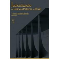 Judicialização de Políticas Públicas no Brasil