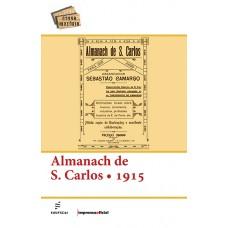 Almanach de S. Carlos para 1915