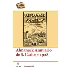 Almanack Annuario de S. Carlos: 1928