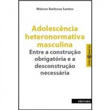 Adolescência heteronormativa masculina: entre a construção obrigatória e a desconstrução necessária