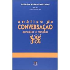 Análise da conversação