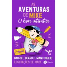 Aventuras de Mike, As: o livro interativo
