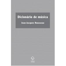 Dicionário de música